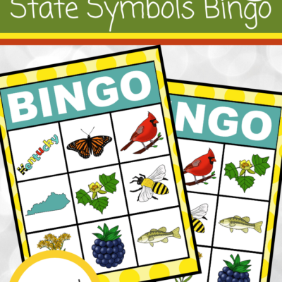 Kentucky State Symbols Bingo