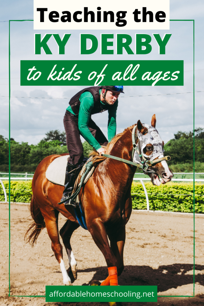 Each year on the first Saturday of May, people around the country celebrate the Kentucky Derby. Teach kids about it with these Kentucky Derby activities for kids.