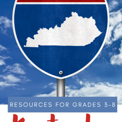 Kentucky Unit Study Resources