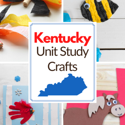 Kentucky Unit Study Crafts