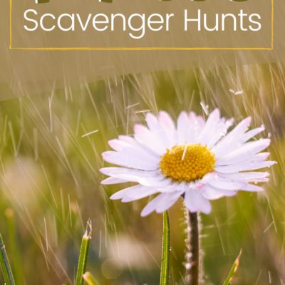 Nature Scavenger Hunts