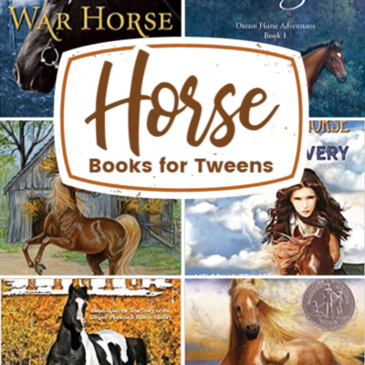 Horse Books for Tweens