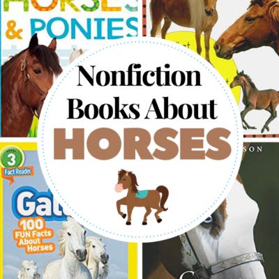 Nonfiction Horse Books