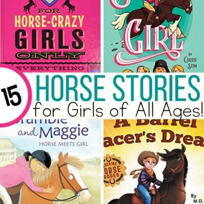 Horse Stories for Girls