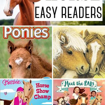 Horse Books for Kindergarten