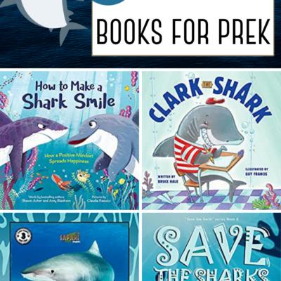 Shark Books for Preschoolers