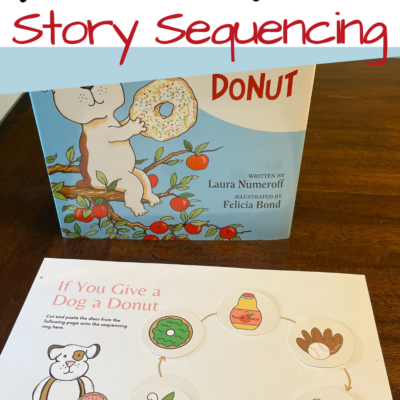 If You Give a Dog a Donut Sequencing